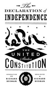 The Declaration of Independence and the United States Constitution ebook by
