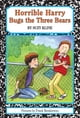 Horrible Harry Bugs the Three Bears ebook by Suzy Kline,Frank Remkiewicz