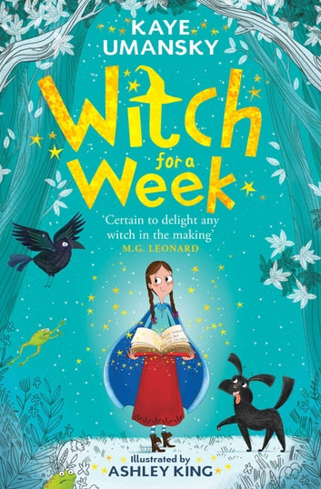 Witch for a Week ebook by Kaye Umansky