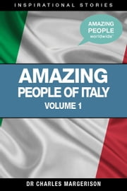 Amazing People of Italy ebook by Charles Margerison