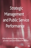 Strategic Management and Public Service Performance