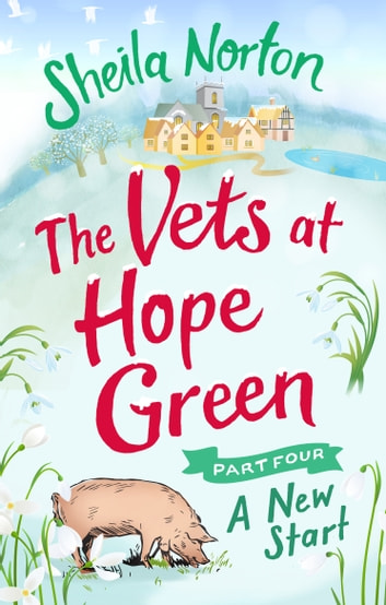 The Vets at Hope Green: Part Four - A New Start ebook by Sheila Norton