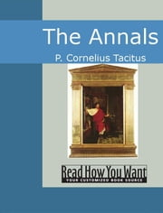 The Annals ebook by Tacitus,P. Cornelius