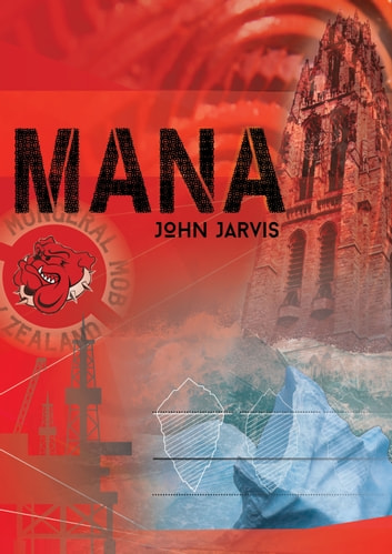 Mana ebook by John Jarvis