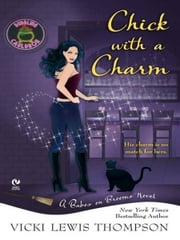 Chick with a Charm - A Babes On Brooms Novel ebook by Vicki Lewis Thompson