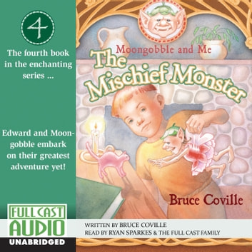 The Mischief Monster audiobook by Bruce Coville