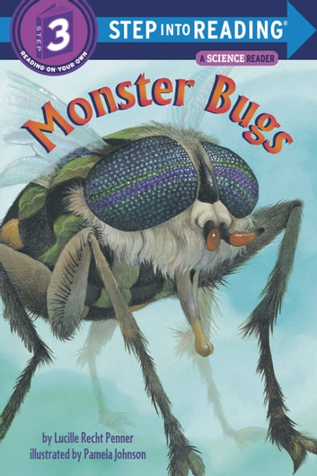 Monster Bugs ebook by Lucille Recht Penner