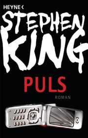 Puls ebook by Stephen King, Wulf Bergner
