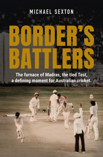 Border's Battlers ebook by Michael Sexton