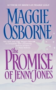 The Promise of Jenny Jones ebook by Maggie Osborne
