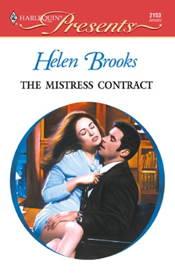 The Mistress Contract ebook by Helen Brooks