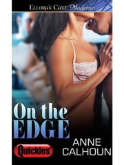 On the Edge ebook by Raine Latimer