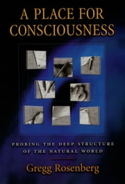 A Place for Consciousness: Probing the Deep Structure of the Natural World ebook by Gregg Rosenberg