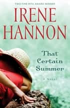 That Certain Summer ebook by Irene Hannon