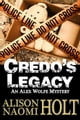 Credo's Legacy - The Alex Wolfe Mystery Series, #2 ebook by Alison Naomi Holt