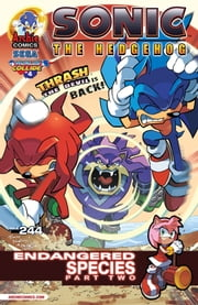 Sonic the Hedgehog #244 ebook by Ian Flynn,Steven Butler,Terry Austin,Tracy Yardley!