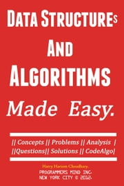 Data Structures And Algorithms : Made Easy.. ebook by Harry. H. Chaudhary.
