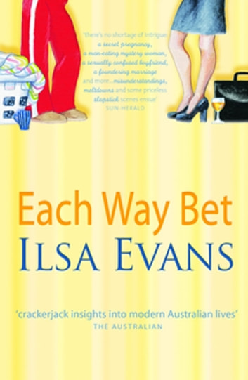 Each Way Bet ebook by Ilsa Evans
