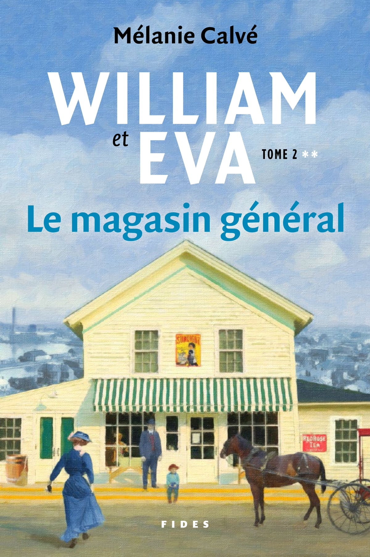 William Et Eva - Tome 2 Ebook De M U00e9lanie Calv U00e9