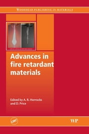 Advances in Fire Retardant Materials ebook by