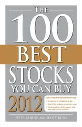 The 100 Best Stocks You Can Buy 2012 ebook by Peter Sander,Scott Bobo