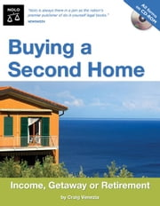Buying a Second Home: Income, Getaway or Retirement ebook by Kobo.Web.Store.Products.Fields.ContributorFieldViewModel