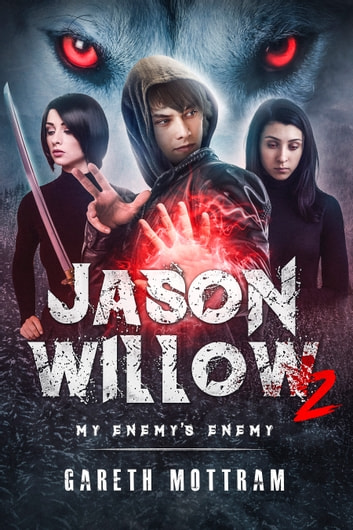 Jason Willow 2: My Enemy's Enemy ebook by Gareth Mottram