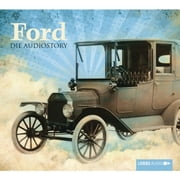 FORD - Die Audiostory audiobook by Martin Maria Schwarz