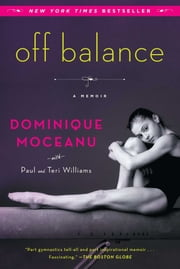Off Balance - A Memoir ebook by Kobo.Web.Store.Products.Fields.ContributorFieldViewModel