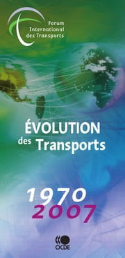 Évolution des transports 2009 ebook by Collectif