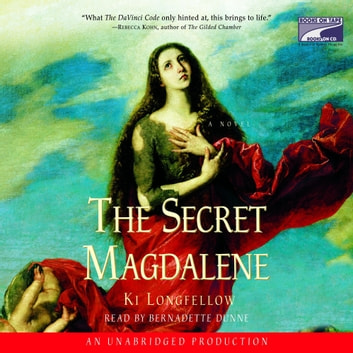 The Secret Magdalene audiobook by Ki Longfellow