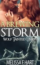 A Brewing Storm ebook by Melissa F. Hart