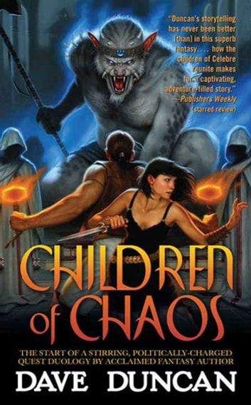 Children of Chaos ebook by Dave Duncan