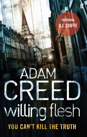 Willing Flesh ebook by Adam Creed
