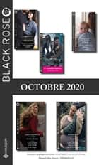 Pack mensuel Black Rose : 10 romans + 1 gratuit (Octobre 2020) ebook by Collectif