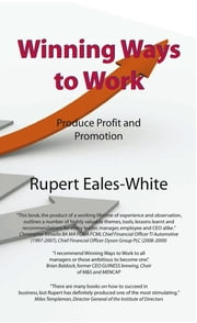 Winning Ways To Work ebook by Rupert Eales-White