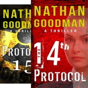 A Special Agent Series of Crime and Suspense Thrillers (Book 1 and 2) - The Special Agent Jana Baker Thriller Series ebook by Nathan Goodman