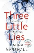 Three Little Lies - A gripping new thriller from the Sunday Times bestselling author ebook by Laura Marshall
