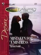Mistaken for a Mistress ebook by Kristi Gold