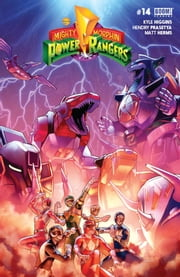 Mighty Morphin Power Rangers #14 ebook by Kyle Higgins