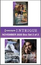 Harlequin Intrigue November 2020 - Box Set 2 of 2 ebook by Barb Han, Cindi Myers, Juno Rushdan