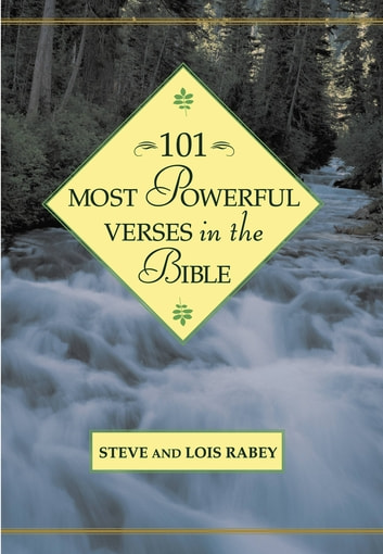 101 Most Powerful Verses in the Bible ebook by Lois Rabey,Steven Rabey