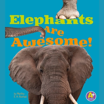 Elephants Are Awesome! audiobook by Martha Rustad