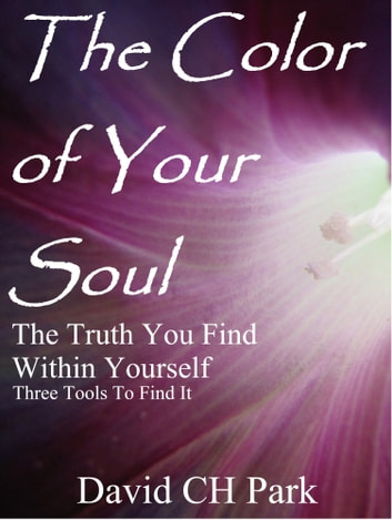 The Color of Your Soul ebook by David CH Park