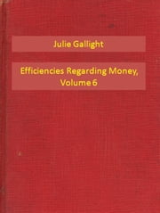 Efficiencies Regarding Money, Volume 6 ebook by Julie Gallight