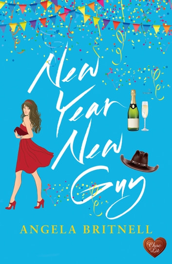 New Year, New Guy ebook by Angela Britnell