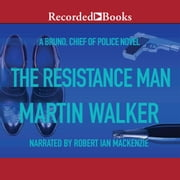 The Resistance Man audiobook by Martin Walker