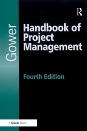 Gower Handbook of Project Management ebook by Rodney Turner
