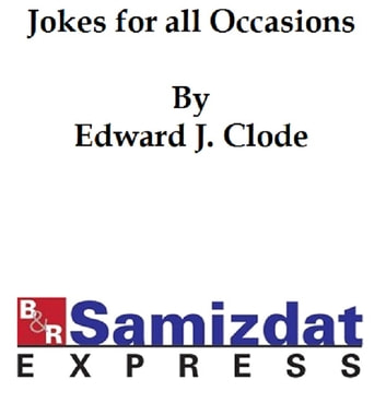 Jokes for all Occasions (1921) ebook by Edward J. Clode