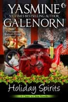 Holiday Spirits - A Paranormal Women's Fiction Novella ebook by Yasmine Galenorn